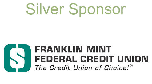 Franklin Mint Federal Credit Union Silver Sponsor